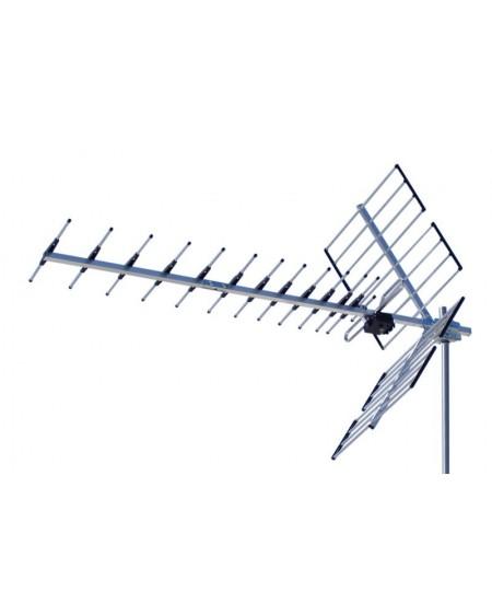 Antena TDT-UHF Colineal 15dB/Ikusi