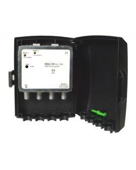 Amplificador de Mastil 1e, 1s, BI/BIII/UHF. F