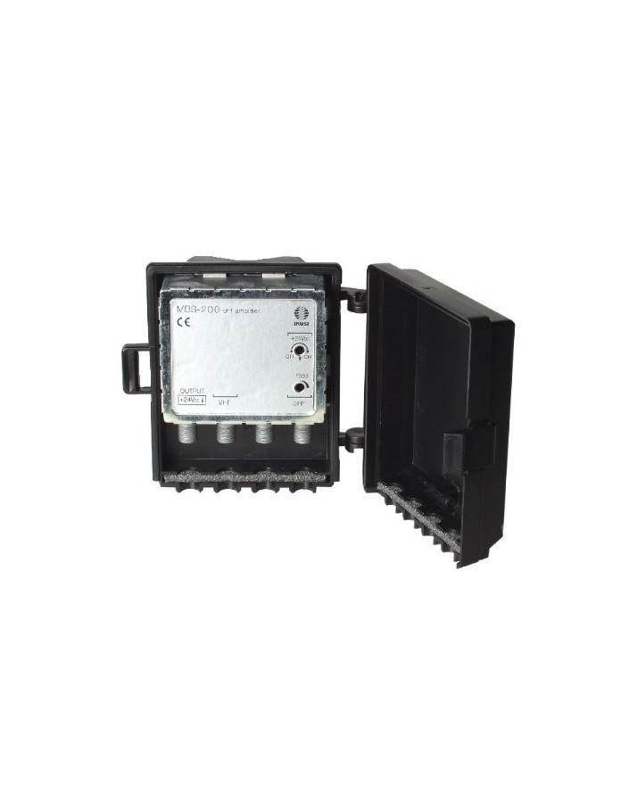 Amplificador de Mastil 2e, 1s, VHF-UHF+. F/ Ikusi
