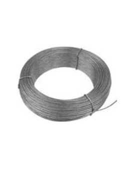 Cable acero 4mm/100m. Televes 3034