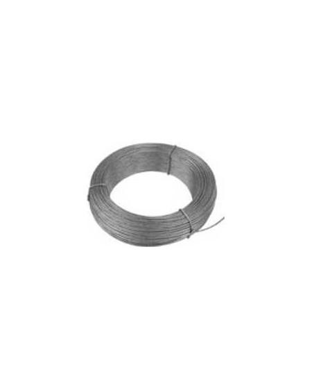 Cable Acero Gálvanizado 4mm/100m