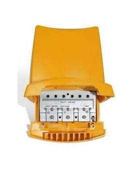 Mezclador para mastil de 3e FM-DAB-UHF. 47-862MHz /Televes