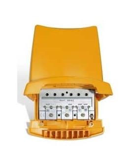 Mezclador para mastil de 3e VHF-UHF-UHF, 47-862 MHz /Televes