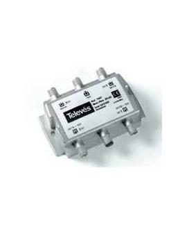Mezclador Repartidor ICT 3e, 2s, TDT-SateliteTeleves 7407