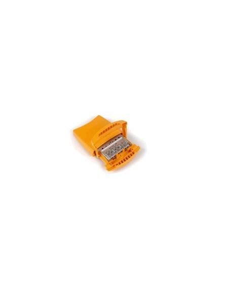 Amplificador de Mastil 3e, 1s, BI/BIII-FM-UHF. Easy F
