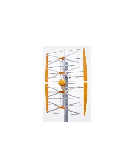 Antena para TV - UHF Tipo Panel 14dB/Televes